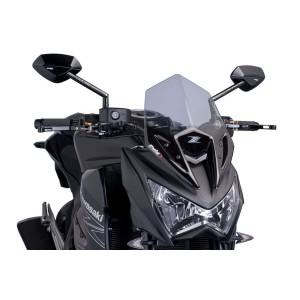 Ζελατίνα Puig New Generation Sport Kawasaki Z 800 ελαφρώς φιμέ