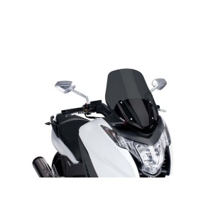 Ζελατίνα Puig V-Tech Sport Honda Integra 700-750 12- σκούρο φιμέ