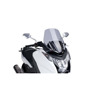 Ζελατίνα Puig V-Tech Sport Honda Integra 700-750 12- ελαφρώς φιμέ
