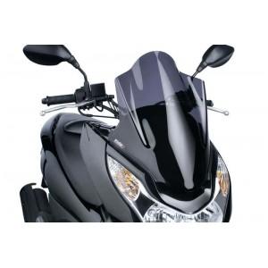 Ζελατίνα Puig V-Tech Touring Honda PCX 125 10-13 σκούρο φιμέ