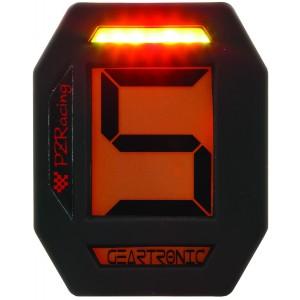 Ψηφιακό όργανο ένδειξης ταχυτήτων PZRacing Geartronic2 + Shiftlight