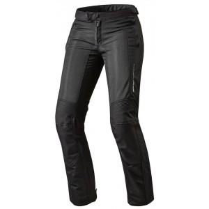 Rev'IT Airwave 2 γυναικείο καλοκαιρινό παντελόνι μαύρο
