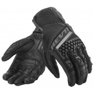 Γάντια RevIT Sand 3 καλοκαιρινά μαύρα
