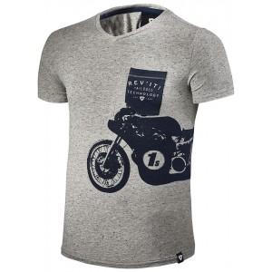T-shirt RevIT Baxter γκρι
