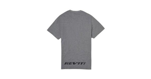 a4b06f983684 T-shirt RevIT Howlock γκρι