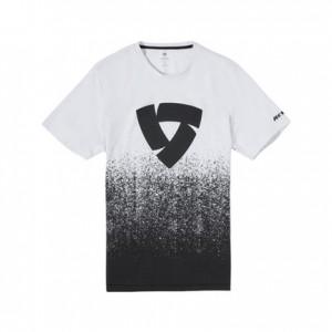 T-shirt RevIT Quantum μαύρο-λευκό