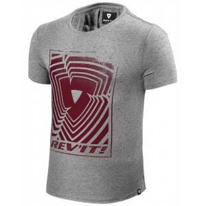 T-shirt RevIT Whitfield γκρι