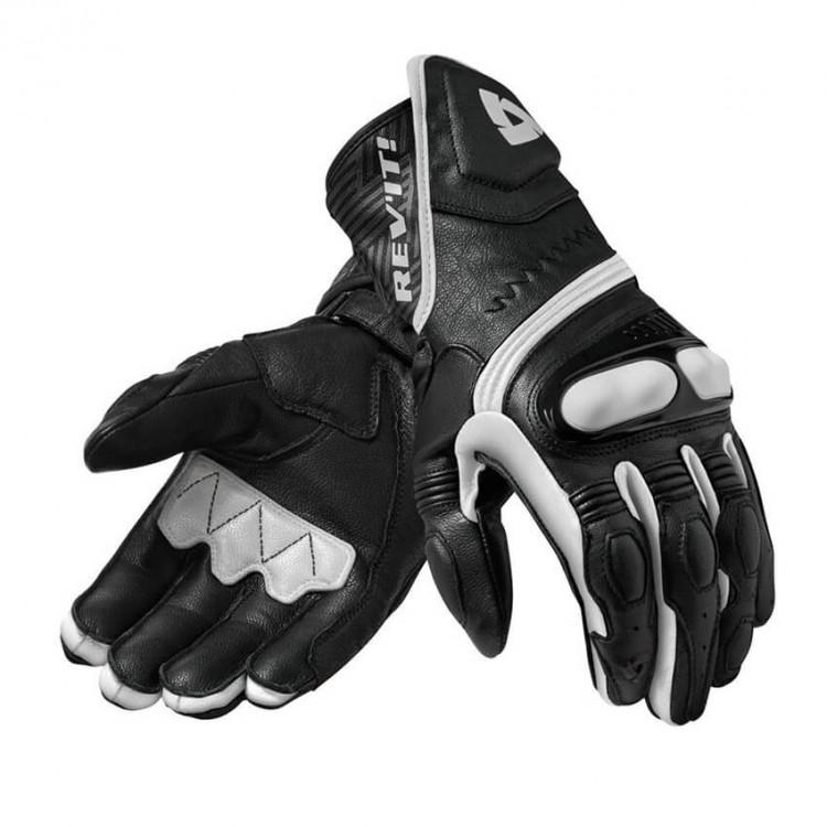 Γάντια RevIT Metis καλοκαιρινά μαύρα-λευκά
