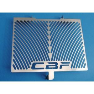 Προστατευτικό ψυγείου Honda CBF 1000 F ασημί