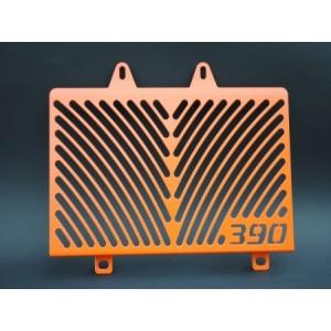 Προστατευτικό ψυγείου (σίτα) Romatech KTM 390 Duke πορτοκαλί