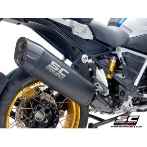 Τελικό εξάτμισης SC-Project Adventure BMW R 1250 GS/Adv. μαύρο ματ-carbon