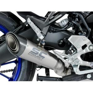 Σύστημα εξάτμισης 3 σε 1 SC-Project Yamaha MT-09 Tracer/GT 17-