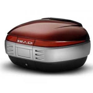 Καπάκι βαλίτσας SHAD SH50 κόκκινο