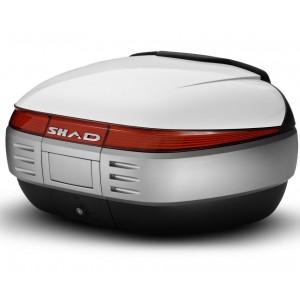 Καπάκι βαλίτσας SHAD SH50 λευκό