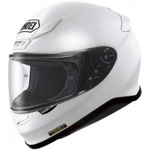 Shoei NXR λευκό γυαλιστερό