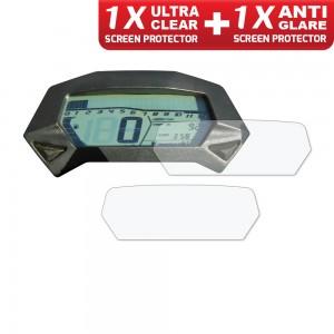Φιλμ προστασίας οργάνων Kawasaki Ninja 125 19- (σετ)