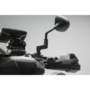 Αποστάτες - επεκτάσεις καθρεπτών SW-Motech Honda CRF 1000L Africa Twin/Adventure Sports μαύροι