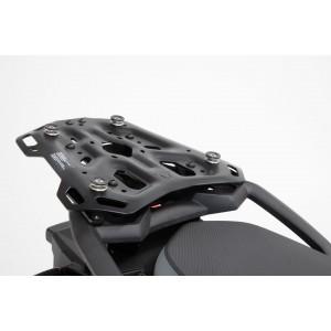 Βάση topcase SW-Motech ADVENTURE-RACK BMW F 850 GS μαύρη (για BMW πλαστική σχάρα)