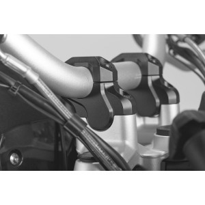 Αποστάτες τιμονιού Barback SW-Motech BMW R 1200 GS/Adv. LC 13- μαύροι