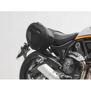 SW-Motech Blaze Panniers set Ducati Scrambler