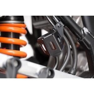 Προστατευτικό κάλυμμα δοχείου υγρών πίσω φρένου KTM 1050-1090 Adventure/R μαύρο