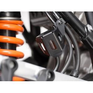 Προστατευτικό κάλυμμα δοχείου υγρών πίσω φρένου KTM 1190 Adventure/R μαύρο
