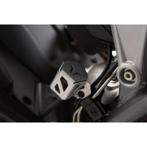 Προστατευτικό κάλυμμα δοχείου υγρών πίσω φρένου KTM 1290 Super Duke GT ασημί
