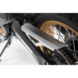 Προστατευτικό αλυσίδας SW-Motech Ducati Scrambler Desert Sled ασημί