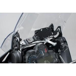 Βάση GPS SW-Motech Quick-Lock για κόκπιτ BMW R 1200 GS LC 13-