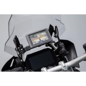 Βάση GPS SW-Motech Quick-Lock για κόκπιτ BMW R 1250 GS