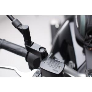 Αποστάτες - επεκτάσεις καθρεπτών SW-Motech Yamaha MT-09 Tracer/GT μαύροι