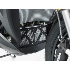 Προστατευτικό ψυγείου λαδιού SW-Motech BMW S 1000 XR μαύρο-ασημί