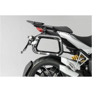 Βάσεις πλαϊνών βαλιτσών SW-Motech Quick-lock EVO Ducati Multistrada 1200/S -14