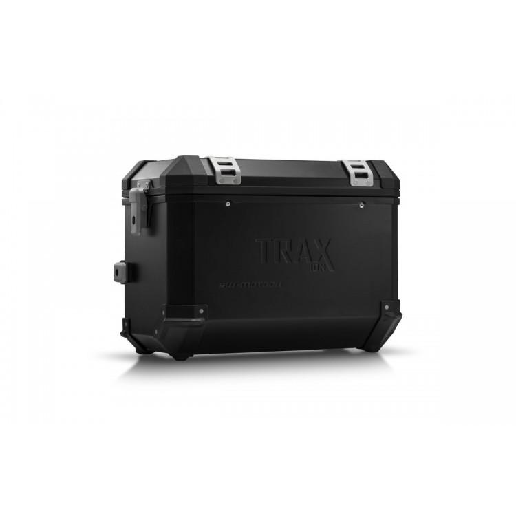 Πλαϊνή βαλίτσα SW-Motech TRAX ION 37 lt. μαύρη