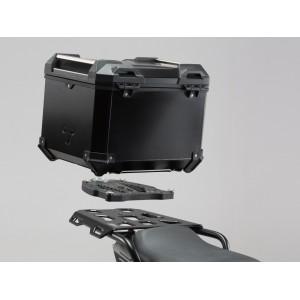 Σετ βάσης και βαλίτσας topcase SW-Motech TraX ADV KTM 1290 Super Adventure/T μαύρο