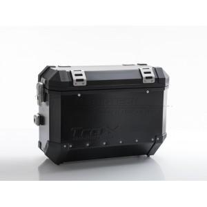 Πλαϊνή βαλίτσα SW-Motech TRAX EVO 37 lt. δεξιά μαύρη