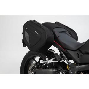 Βάσεις και σαμάρια SW-Motech Blaze 2 x 14/21 lt. Honda CBR 650 R
