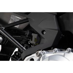 Προστατευτικό κάλυμμα δοχείου υγρών πίσω φρένου SW-Motech BMW F 850 GS/Adv. μαύρο