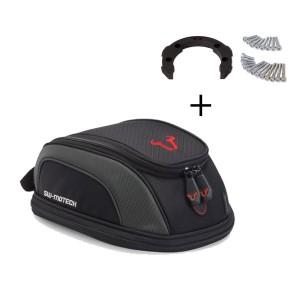 Tankbag & βάση SW-Motech Quick Lock EVO Micro 2.5-5 lt. Honda VFR 800 Crossrunner -13