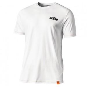 T-shirt KTM Racing λευκό
