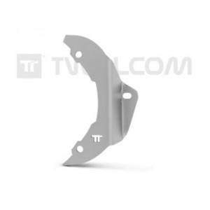 Προστατευτικό καπακιού συμπλέκτη Twalcom KTM 1290 Super Adventure S/T/R ασημί