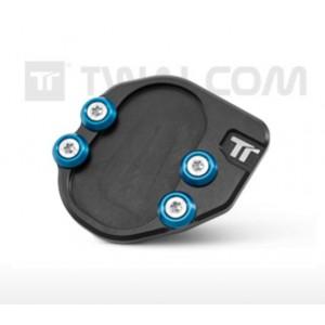 Επέκταση βάσης πλαϊνού σταντ Twalcom BMW R 1200 GS LC 17- (sport ανάρτηση) μαύρη-μπλε