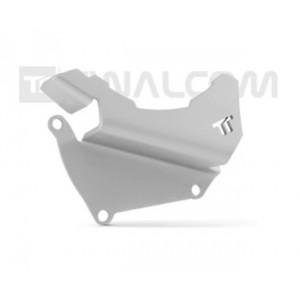 Προστατευτικό καπακιού πηνίων Twalcom KTM 1290 Super Adventure S/T/R ασημί