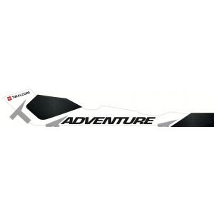 """Αυτοκόλλητα Twalcom """"Adventure"""" BMW R 1200 GS Adv. LC λευκό"""