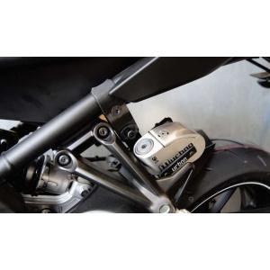Βάση μεταφοράς κλειδαριάς Urban Security UR10/UR14S σε σωλήνα διαμέτρου 18-25mm