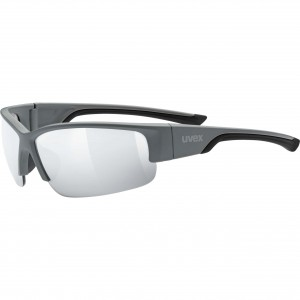 Γυαλιά UVEX Sportstyle 215 γκρι ματ