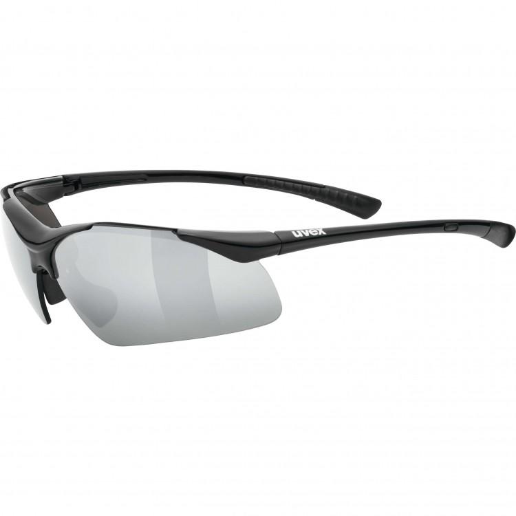 Γυαλιά UVEX Sportstyle 223 μαύρα