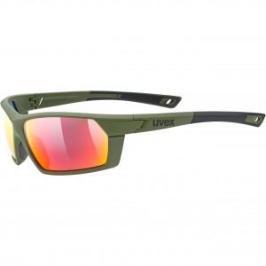 Γυαλιά UVEX Sportstyle 225 χακί ματ