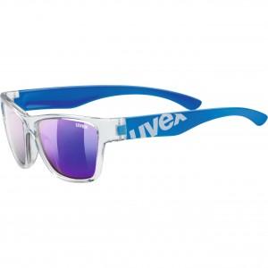 Γυαλιά UVEX Sportstyle 508 διάφανα-μπλε παιδικά