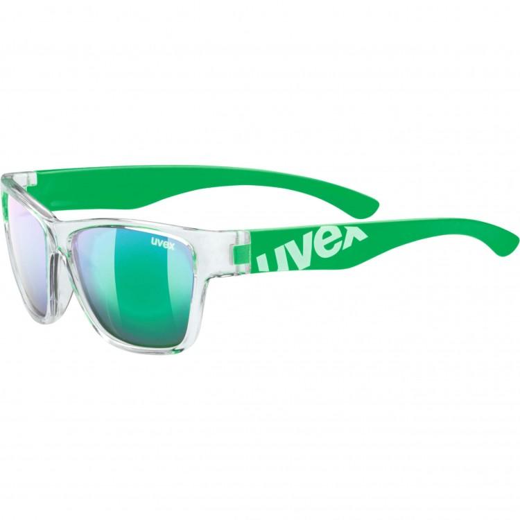 Γυαλιά UVEX Sportstyle 508 διάφανα-πράσινα παιδικά